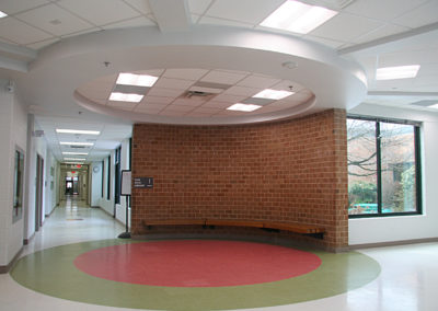 Fairfax - White Oaks ~ Interior, Lobby Seating