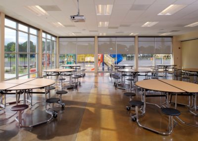 Haverford - Manoa ~ Elementary - Interior Cafeteria [MKH