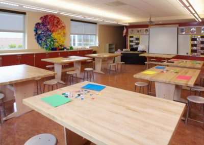Haverford - Manoa ~ Elementary - Interior Clasroom 1 [MKH]