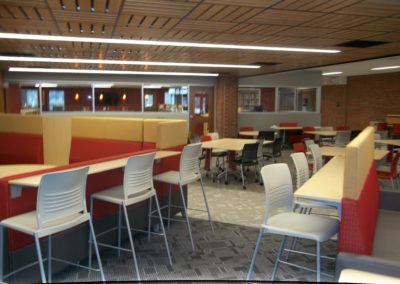 Indiana - IASHS ~ High School - Interior Knowledge Commons 4