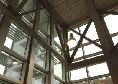 Library Window Corner view