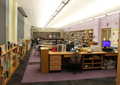 Mifflin - MCES ~ Elementary - Library