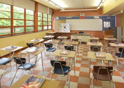 Mount Union - MUJSHS ~ Jr Sr High - Interior Classroom 1 [MKH]