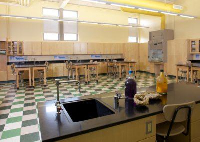 Mount Union - MUJSHS ~ Jr Sr High - Interior Classroom 2 [MKH]