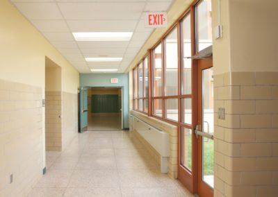 Mount Union - MUJSHS ~ Jr Sr High - Interior Hallway 1 [MKH]