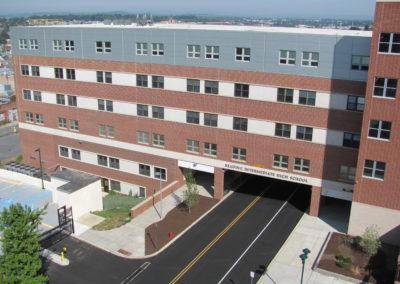 Reading - Intermediate High ~ Exterior, Classroom Wing (KM)