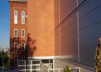 Reading - Intermediate High ~ Exterior, Tower Side Profile (MH)