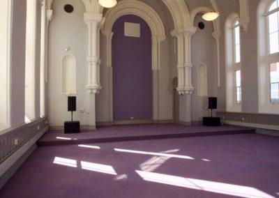 Reading - Intermediate High ~ Interior, Chapel Music Room (MH)