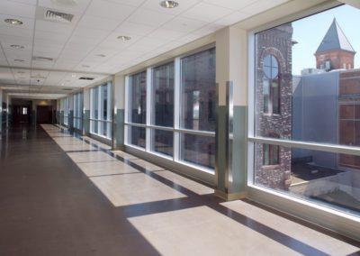 Reading - Intermediate High ~ Interior, Corridor 1 (MH)