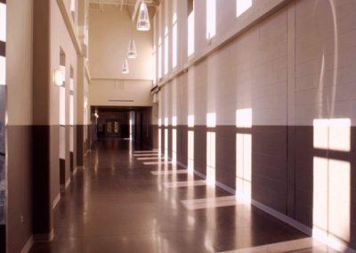 Reading - Intermediate High ~ Interior, Corridor 2b (MH)