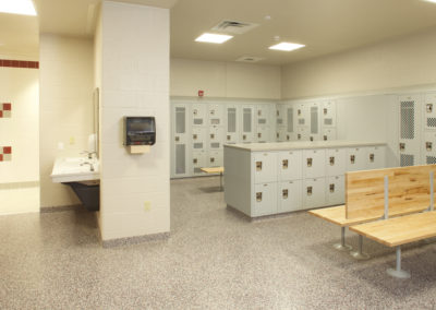 Shikellamy - SMS ~ Middle - Interior Locker Rm 1