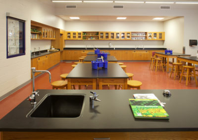 Shikellamy - SMS ~ Middle - Interior Science Rm