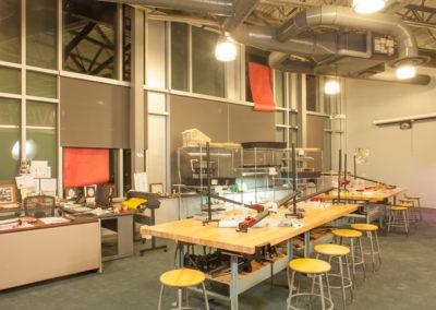 Westmont HT Jr&Sr High School - Westmont Hilltop - High School ~ Interior classroom (MH)