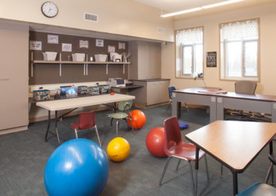 Westmont Hilltop - Elementary ~ Interior, Classroom 2 (MH)