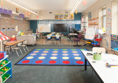 Westmont Hilltop - Elementary ~ Interior, Classroom 3 (MH)