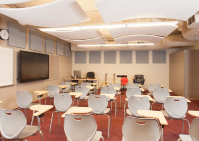 Westmont Hilltop - Elementary ~ Interior, Music (MH)