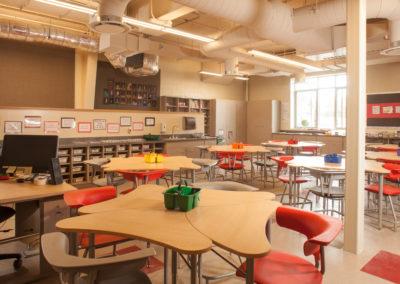 Westmont Hilltop - Elementary ~ Interior, STEM 1 (MH)