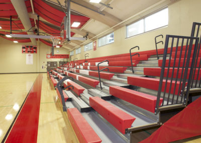 Willamsport - WAMS ~ Middle - Interior Gymnasium 2
