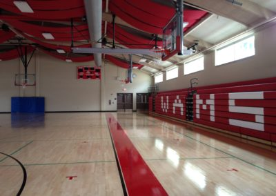 Willamsport - WAMS ~ Middle - Interior Gymnasium 8