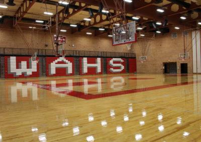 Williamsport - WAHS ~ HS - Interior Gymnasium 1