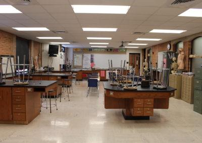 Williamsport - WAHS ~ HS - Interior Science 1