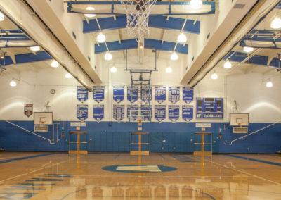 Windber - WMS ~ Middle - Interior Gymnasium 1 [MKH]