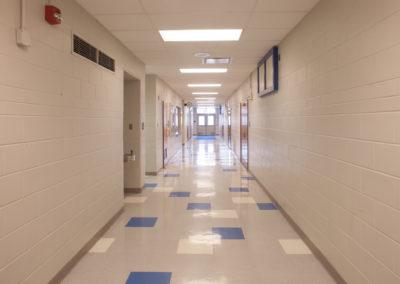 Windber - WMS ~ Middle - Interior Hallway 1 [MKH]
